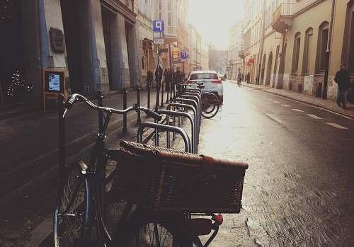 bicycle bicycle macro photography during daytime bike