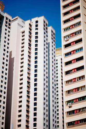 photo building high rise building housing free for commercial use images