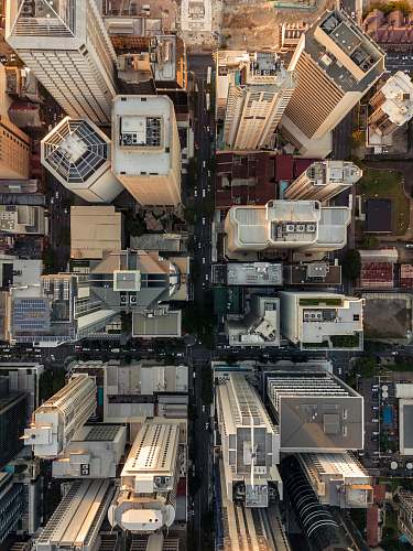 outdoors bird's eye view of buildings nature