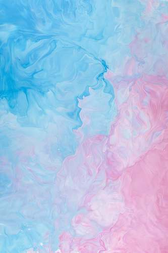 texture pink and blue abstract painting blue