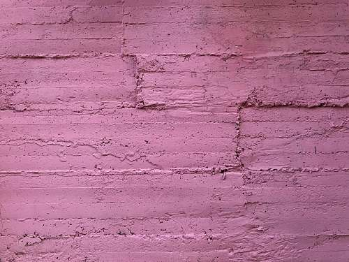 wall pink painted concrete wall purple