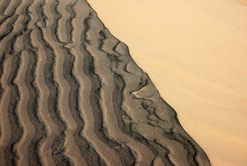 sand  kelso dunes