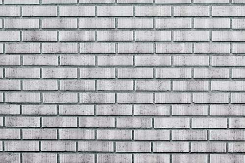 black-and-white gray concrete brick wallpaper wall