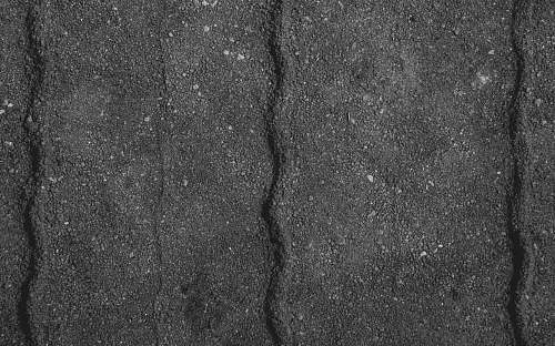 black-and-white grey concrete tile asphalt