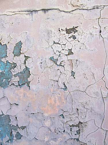 wall wall paint with scrapes concrete