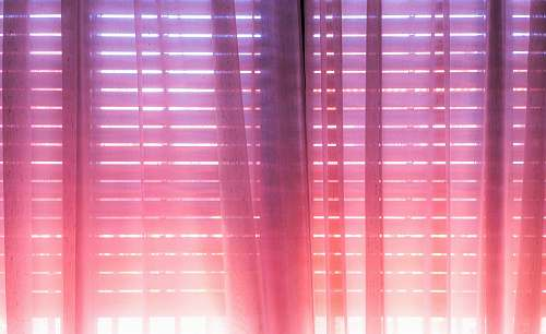 spain photo of pink and purple ombre curtain curtain