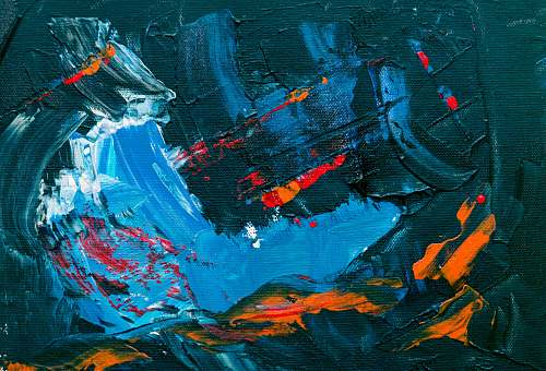 painting abstract painting artwork art