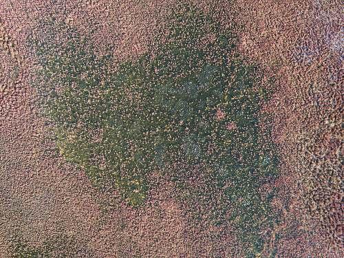 ground aerial view of sans boulevard de la grande falaise