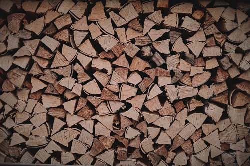 photo wood brown and black firewood lot lumber free for commercial use images