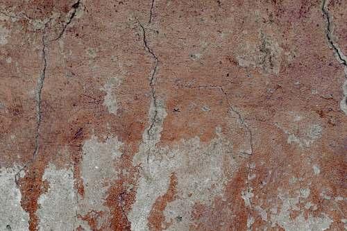 concrete brown and white concrete pavement wall