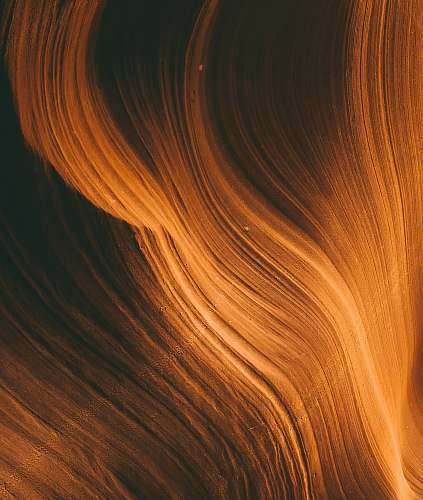abstract brown hair wallpaper antelope canyon