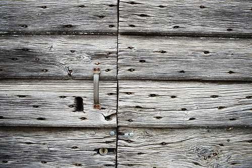grey closeup photo of gray wooden board wood