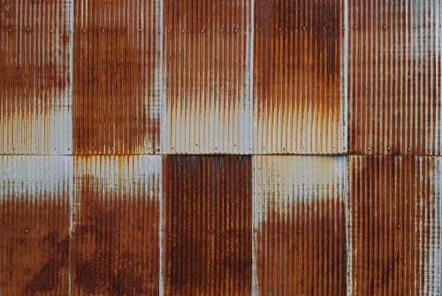 wood galvanize iron sheets corrugated