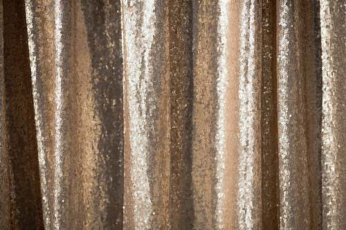 light gold sequin textile background