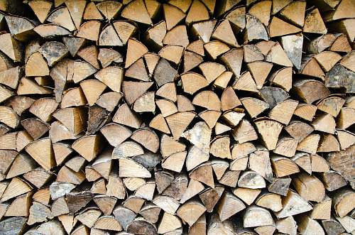 photo wood pile of firewood lumber free for commercial use images