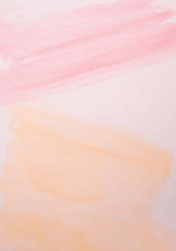 background pink and orange paints pink