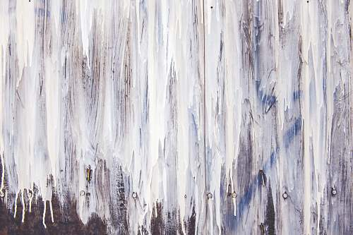 background white and black abstract painting grunge