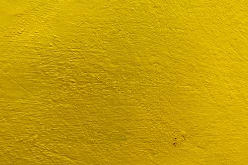 wall yellow painted wall with yellow paint brown