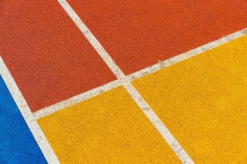 texture yellow and orange flooring background