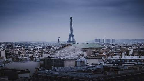 architecture Eiffel tower spire