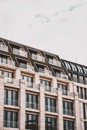 city white concrete building architecture