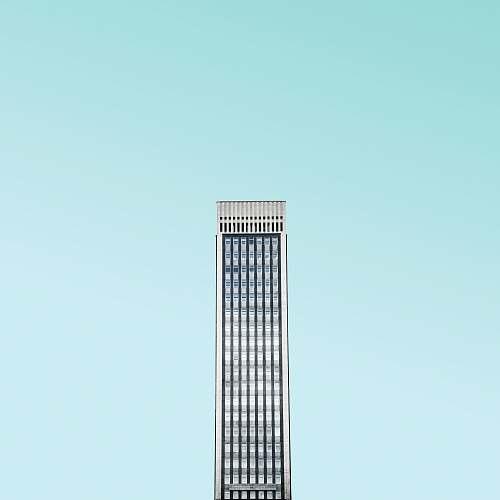 london white skyscraper building architecture