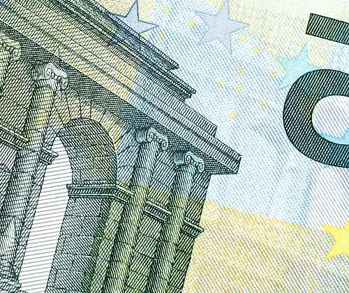 money 5 banknote cash