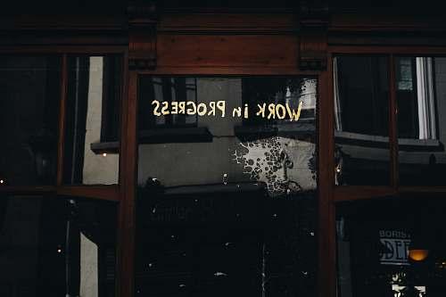 door brown wooden cabinet with mirror brussels