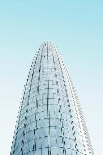 building high angle photography of building architecture