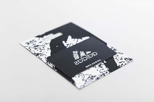 paper Adidas gift card grey