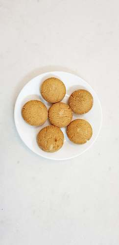 egg baked cookies meal