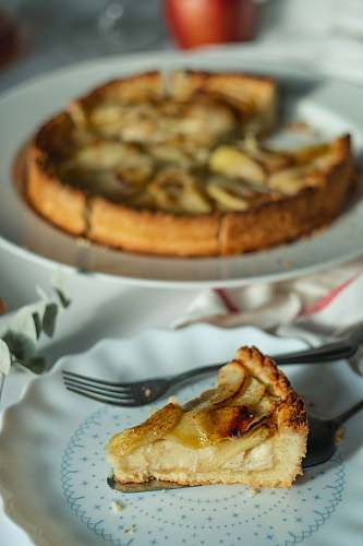 cake baked pie dessert