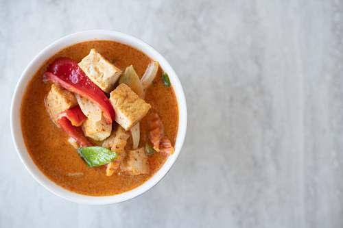 meal bowl of food bowl