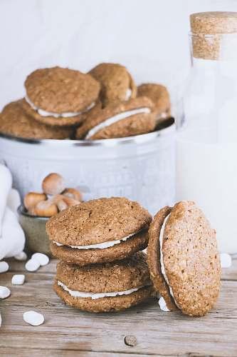 bread bunch of cookies biscuit