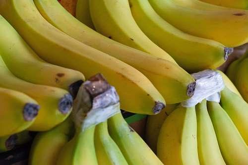 fruit bundle of bananas banana