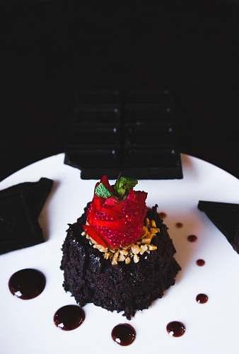 cake chocolate cake dessert
