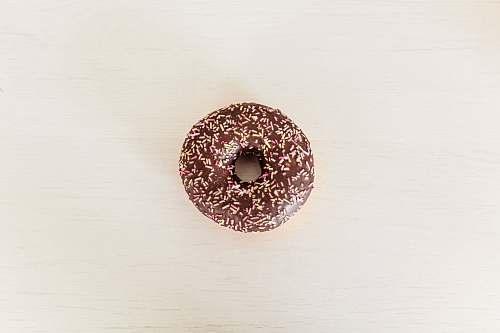 dessert chocolate doughnut pastry