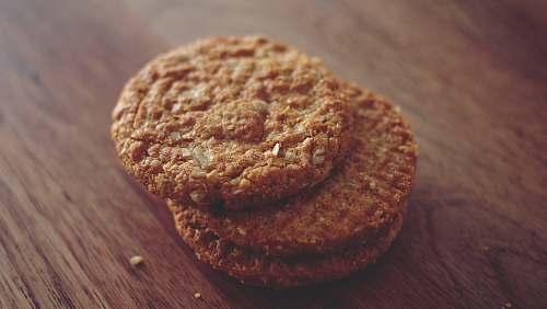 cookies close up photo of three cookies cookie