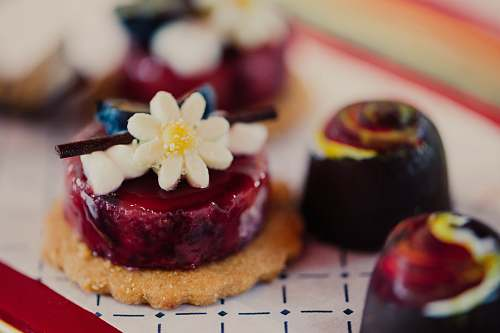 confectionery cup cake lot sweets