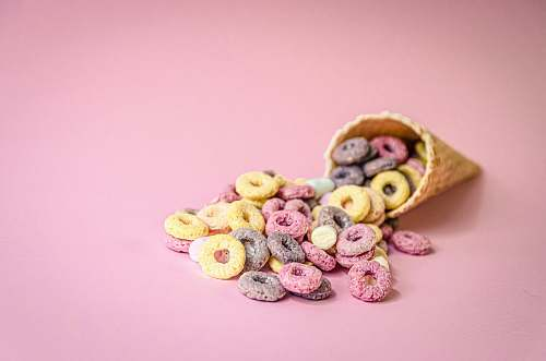 confectionery frooty loops sweets
