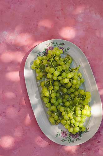 fruit green fruits grapes