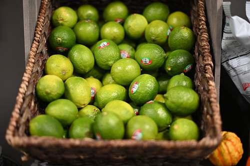 fruit green lemon fruits citrus fruit
