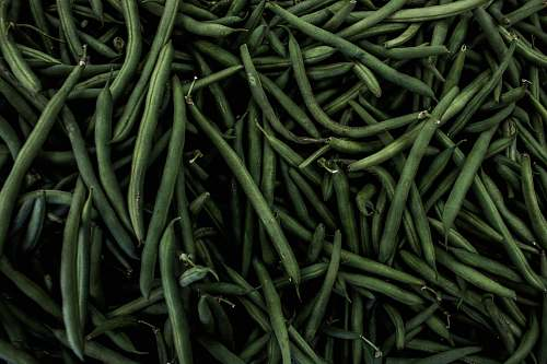 vegetable green string beans produce