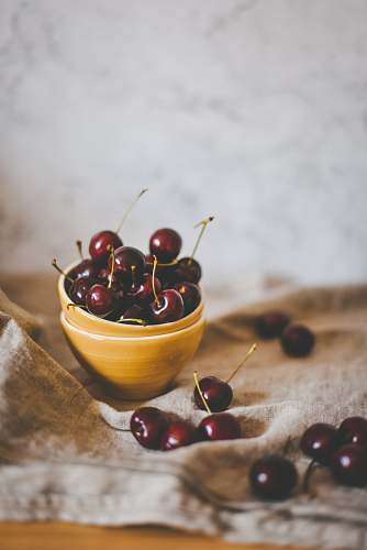 fruit kerson fruits cherry