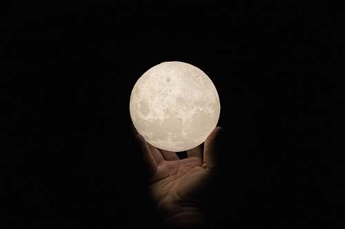 nature Moon egg