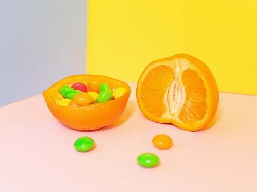 orange orange fruit close-up photography citrus fruit