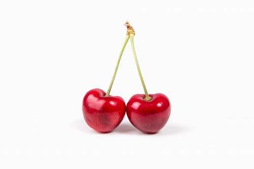 fruit red cherry cherry