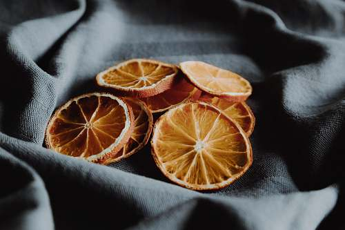 fruit sliced fruits citrus fruit