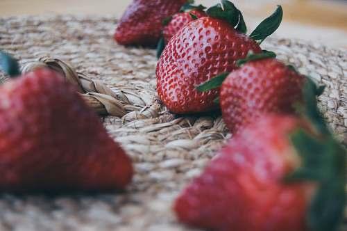 fruit strawberry fruit plant