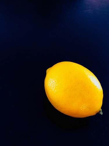 fruit yellow lemon lemon